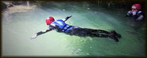 River trekking of Ninja photo.1