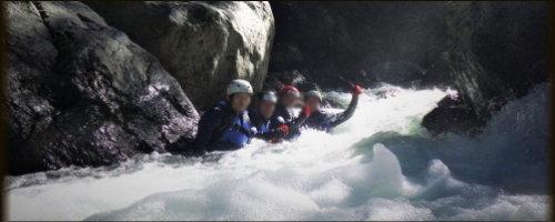 River trekking of Ninja photo.2