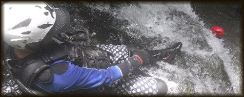 九州 熊本シャワークライミング 滝登り沢登り 写真5